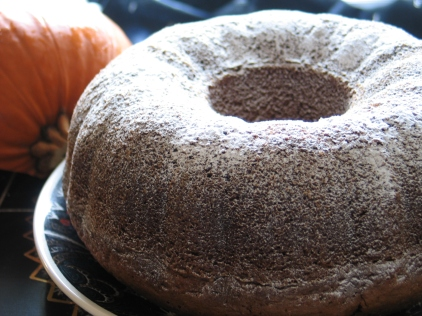 So soft, like a big cakey Pumpkin!