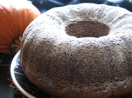 So soft, like a big cakey Pumpkin!