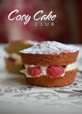 Cosy Cake Club Card Front